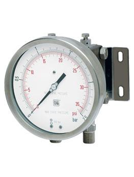 گیج فشار تفاضلی(اختلاف فشار) نوافیما مدل MD15