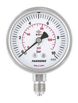 گیج فشار پکنز مدل MG063-254