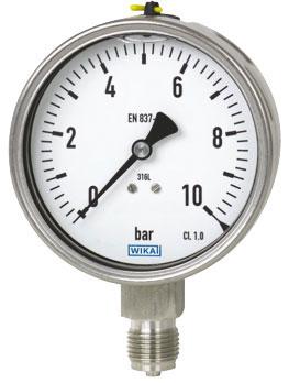 گیج فشار Wika مدل 233.50