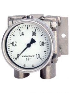 گیج فشار تفاضلی(اختلاف فشار) اشکرافت مدل 5503