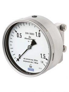 گیج فشار تفاضلی(اختلاف فشار) ویکا 762.14