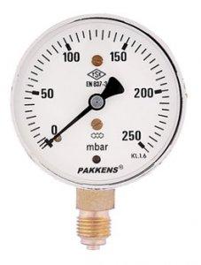 گیج فشار کپسولی پکنز مدل MC063-30