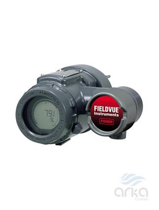 توانسمیتر سطح Fisher مدل FIELDVUE DLC3010