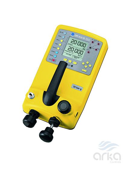 کالیبراتور فشار Druck مدل DPI615