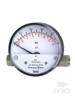 گیج فشار 700.01 ویکا- آرکا کنترل